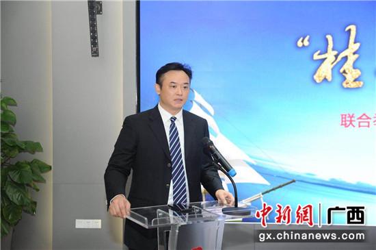 图为柳州市螺状元食品有限公司总经理刘清石。