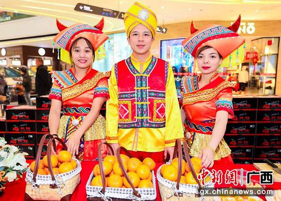 2019京东南宁沃柑节正式启动