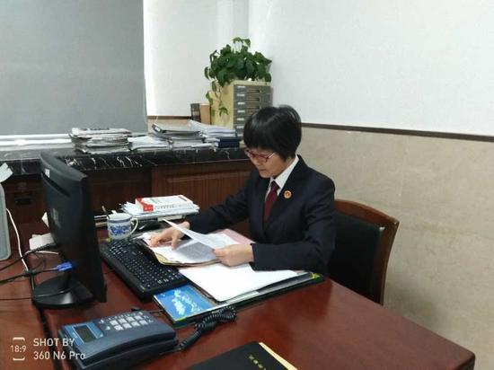在充分、详实的调查基础上,义乌市检察院迅速启动公益诉讼诉前程序 义乌市检察院提供