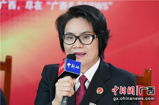 广西政协委员、崇左市人民检察院副检察长潘小玉