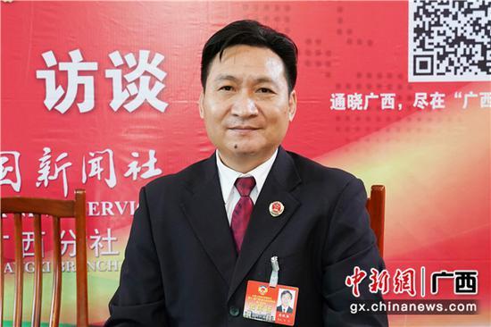 广西政协委员、国家检察官学院广西分院副院长周银强