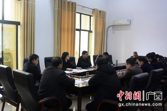 图为会议现场。刘浏  摄