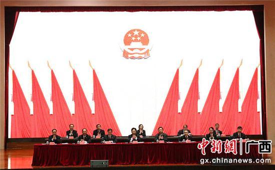 广西召开全区法院院长会议 要求聚焦主业服务保障经济社会高质量发展