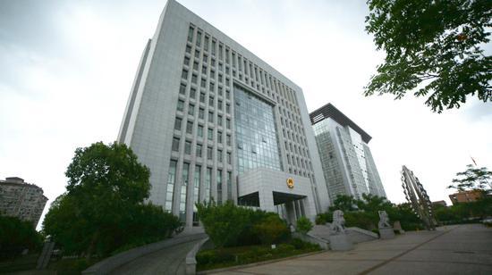 图为:台州市椒江区人民检察院  陈露 摄