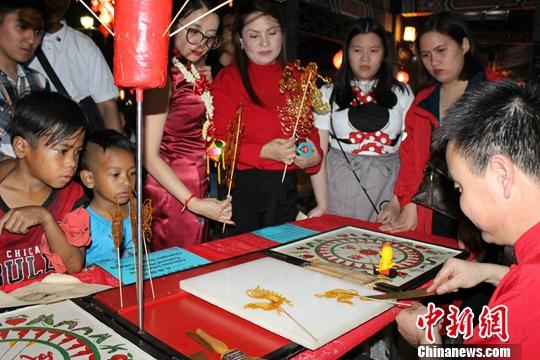 第十九届菲中传统文化节在马尼拉举行