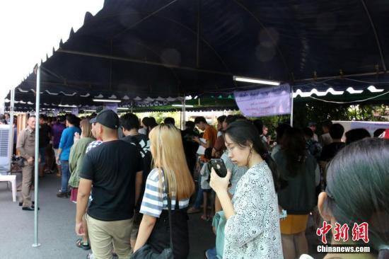 泰国大选拉开帷幕 民调称最终投票率可能高达97%