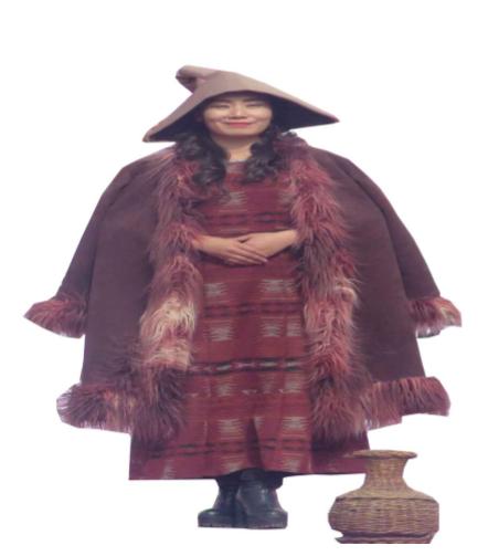蘇貝希女性服飾復原
