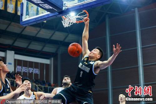 新疆淘汰广厦晋级CBA季后赛半决赛 将战卫冕冠军辽宁