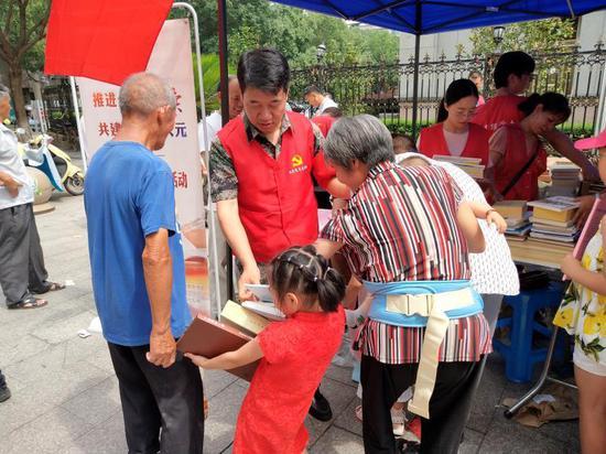浙江慶元各單位累計開展服務461次 慶元提供