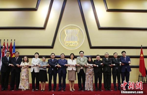 第20次澳门美高梅网上娱乐—东盟联合合作委员会会议在雅加达举行