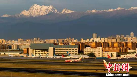 新疆機場一季度運輸旅客突破838萬人次