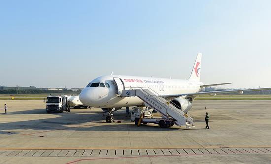 宁波机场平面图图片