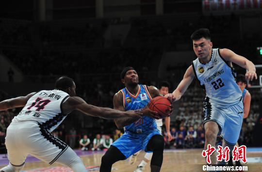 篮球CBA半决赛 辽宁本钢负新疆广汇汽车