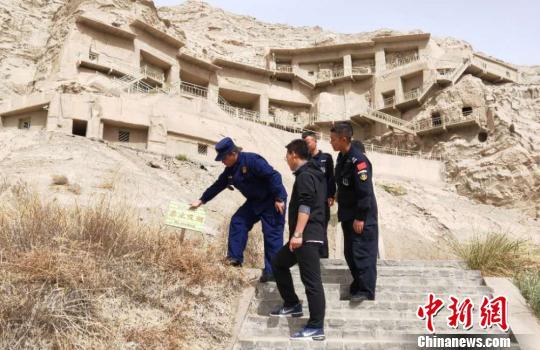 新疆阿克蘇集中排查文物古建筑消防安全 整治火災隱患43處