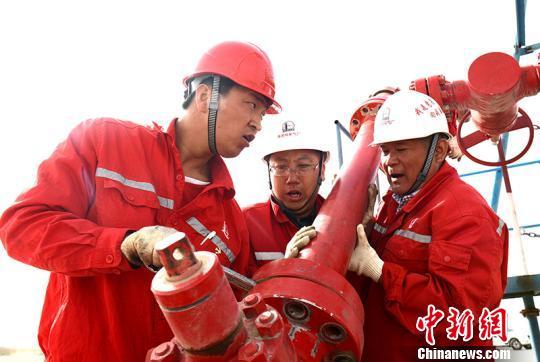 中石化西北油田雅克拉气田14年来累产天然气破137亿方
