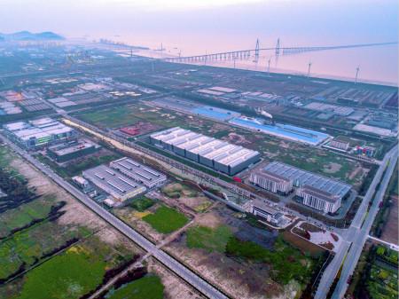 """中法国际产业园助力海盐发展""""国际范"""""""