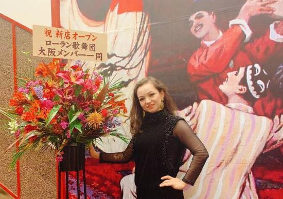 探访日本首家最大的新疆歌舞餐厅
