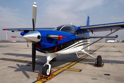 大棕熊飞机。华夏通航提供