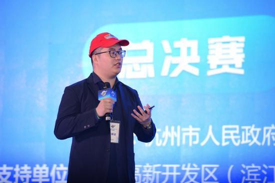 第六届中国杭州大学生创业大赛总决赛现场。 杭州市人社局提供