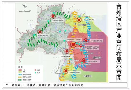 浙江台州湾区设新目标:打造长三角智能制造产业高地
