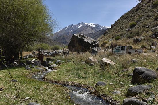 新疆和静韭菜沟带动旅游盘活牧家乐