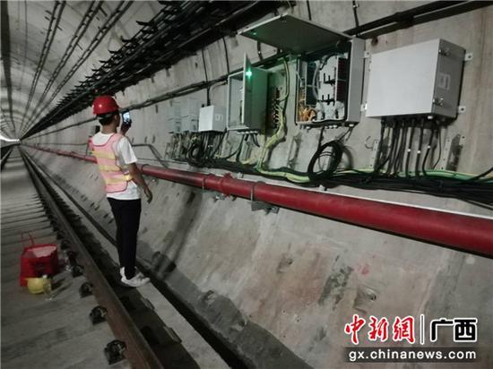 私人教练技术培训广西联通率先实现南宁地铁三号线3G/4G通信网络全
