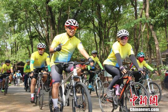 """泰国旅游局举办""""骑行泰国""""活动促进二线城市旅游"""
