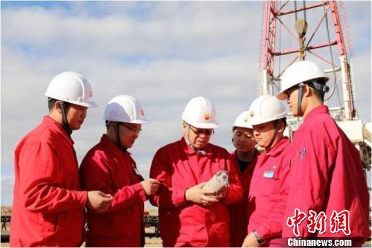 新疆准噶尔盆地西北缘再增加一口百吨高产油井