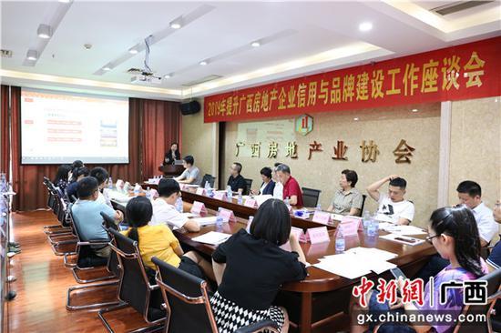 广西提升房地产企业信用与品牌建设 促进市场稳健发展