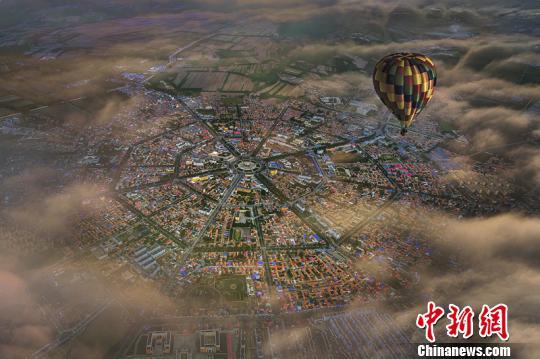 夏季平均氣溫18.2℃新疆特克斯獲評最宜避暑城市
