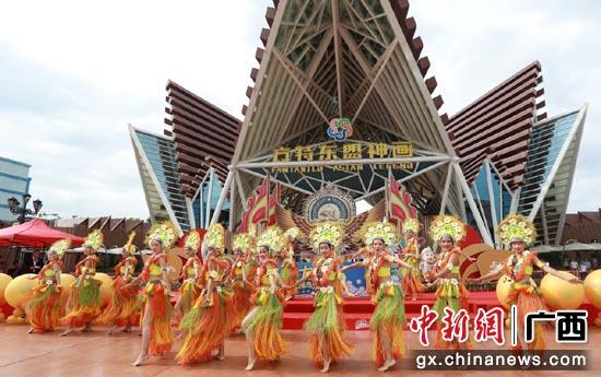 印尼风情舞蹈