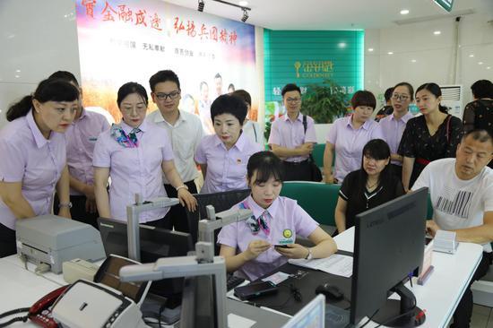 新疆253家农行服务网点提供ETC办理服务