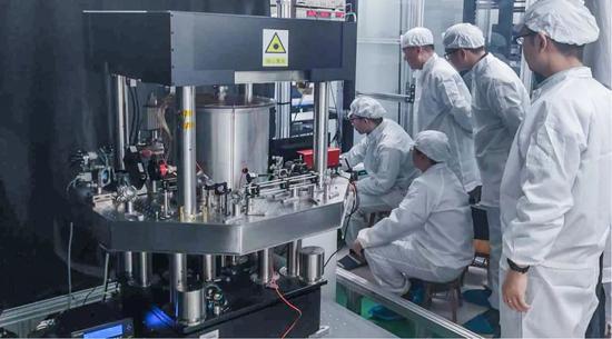 揭秘之江实验室首个大科学装置 为科研提供