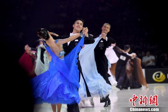 2019第二屆廣西國標舞世界公開賽 千名中外舞林高手南寧對決