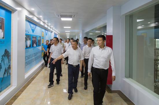 """亚星集团衢州创新""""三服务""""机制 破企业发展难题 对方提供"""