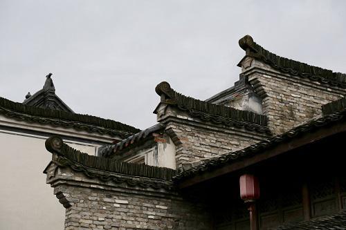 图为河桥镇标志性古建筑 主办方供图
