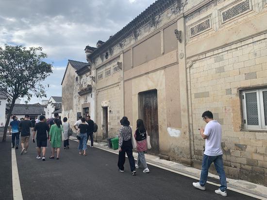 千年古镇——琅琊 奚金燕 摄