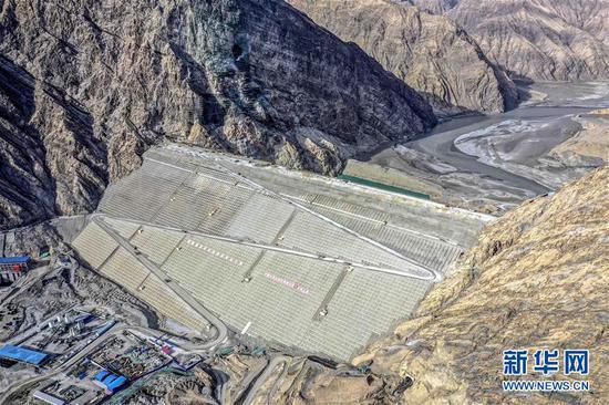 """""""新疆三峡""""主体完工 叶尔羌河流域将告别千年水患"""