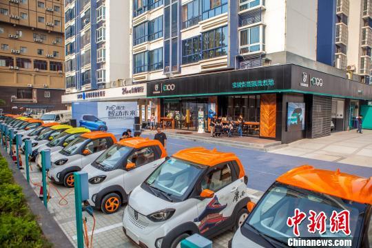 广西柳州汽车产销占全国十分之一