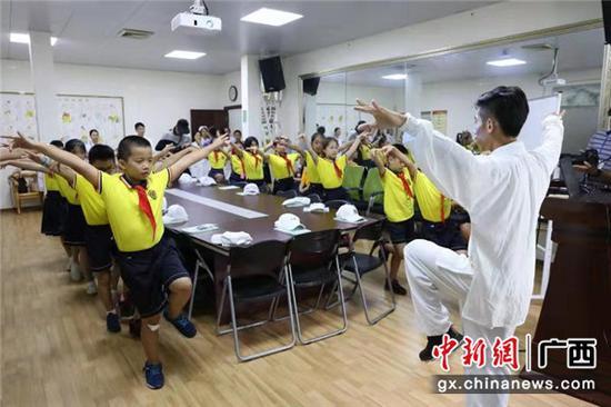 广西中医药大学第一附属医院开展科普日活动 提升公众健康素养