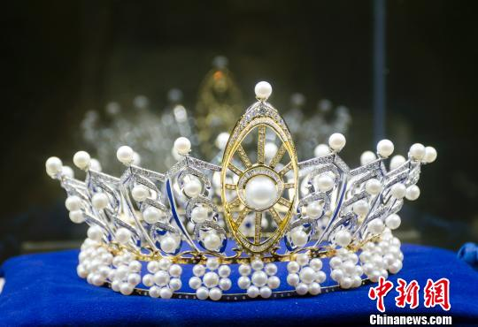 为振兴南珠 广西北海将举办南珠节暨国际珍珠展