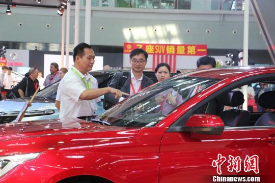 中国-东盟汽博会连续九年广西举办 深化双方产业合作
