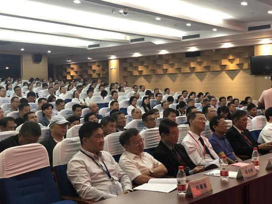 两岸专家齐聚浙江东阳 ,推动两岸医疗卫生合作。供图