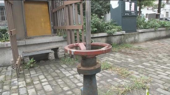 红丰西村的排涝泵站 杨飞云 摄