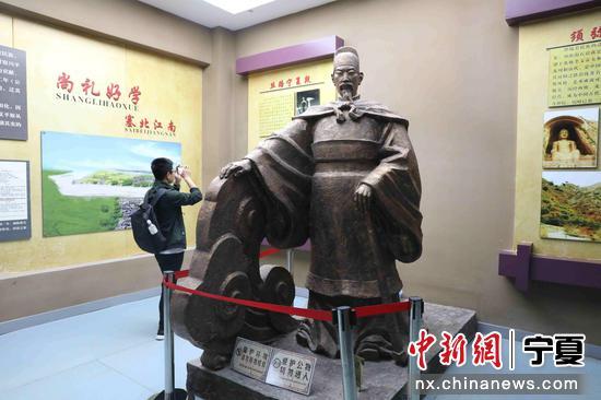 宁夏移民博物馆。