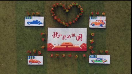 追寻不同品牌汽车记忆 浙水院学子用2000块魔