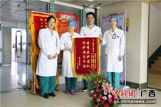 廣西:孩童胎齡不足28周降世 醫