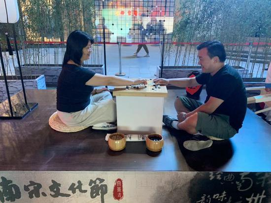 2019南宋文化雅集。郭其钰摄