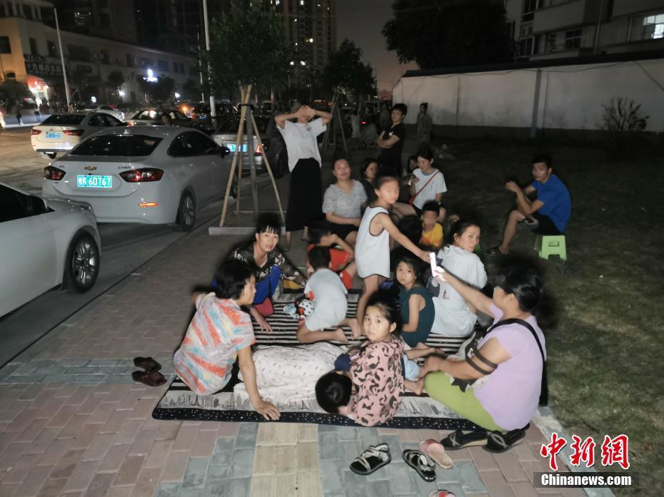 广西玉林市发生5.2级地震 暂无人员伤亡报告