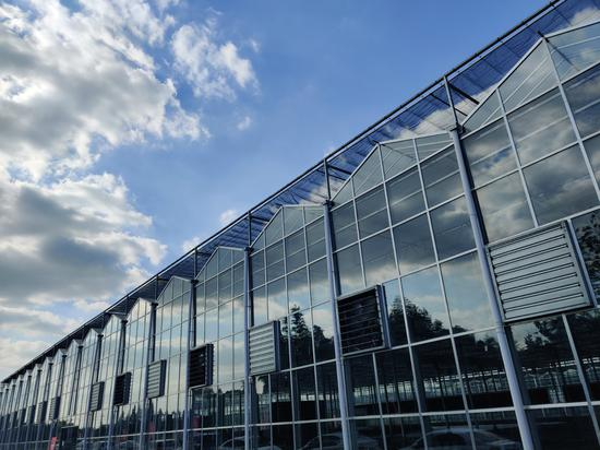 乌镇首个5G智慧农场位于国际互联农业博览园内。供图